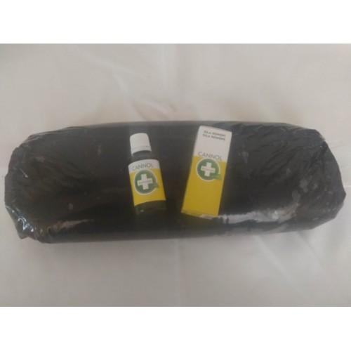 Rašelinová kaše 3l + Konopný olejíček Cannol 30ml